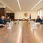 Armenia, Russia to hold joint military drills in Russia