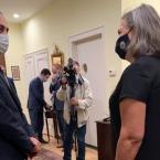Armenia, U.S. weigh in on democratic reforms, Karabakh settlement