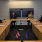 Mirzoyan, Borrell urge resumption of Karabakh peace process