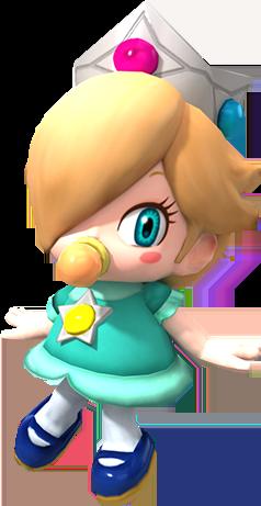 Mario Kart Tour characters tier list - Baby Rosalina