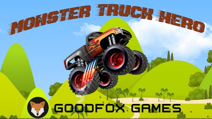 Monster Truck Hero