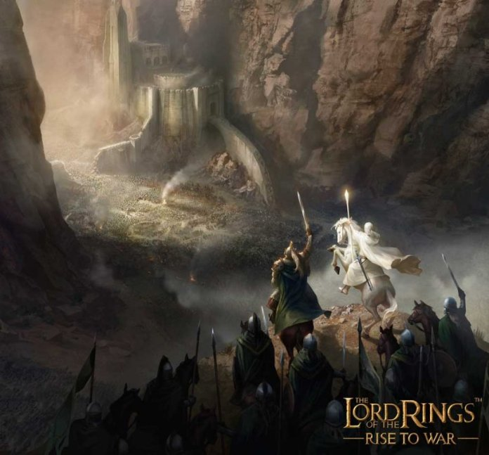 The Lord of the Rings Rise to War iOS Android Artwork Helms Deep jpg 820 asiafirstnews