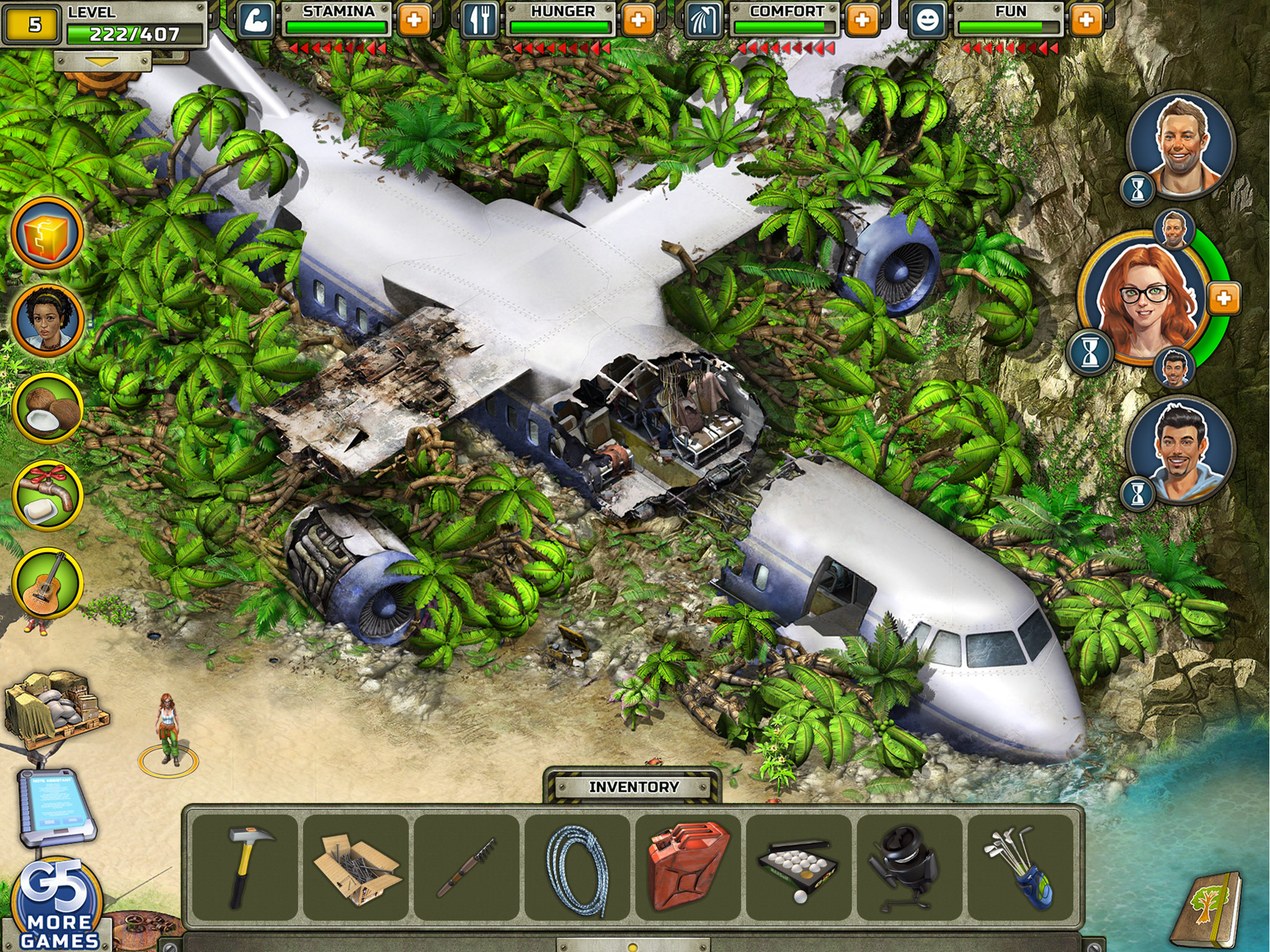 Get Lost And Survive On A Desert Island In Survivors The