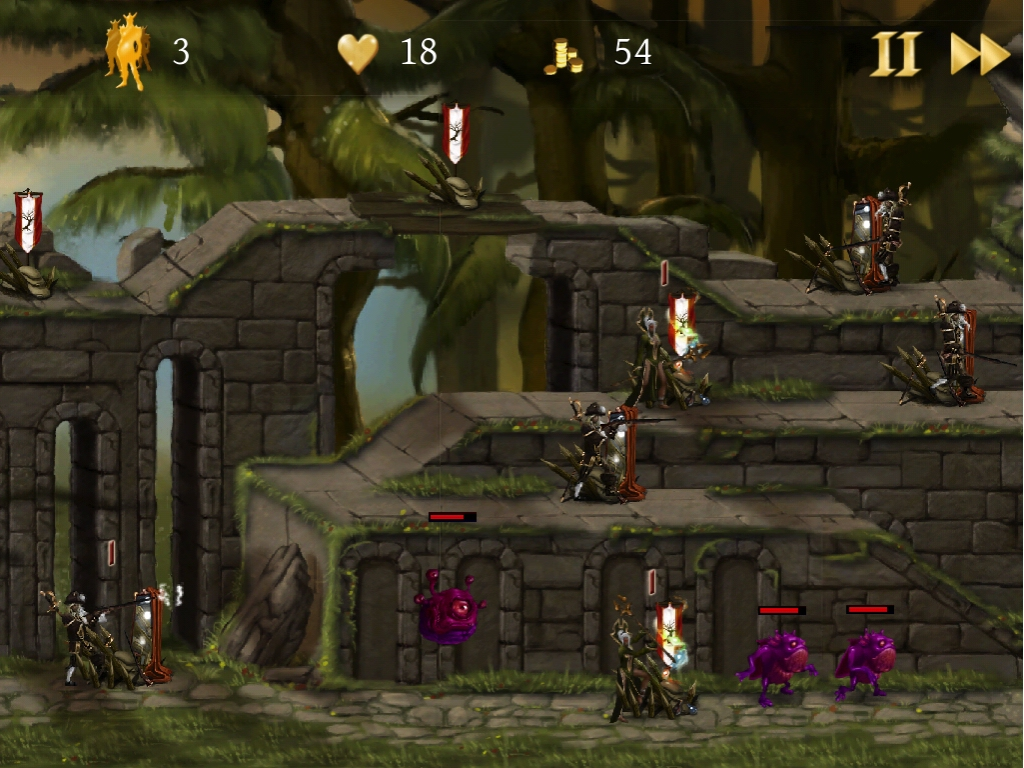 A Knights Dawn