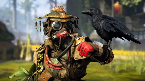 Apex Legends Mobile Blooodhound character