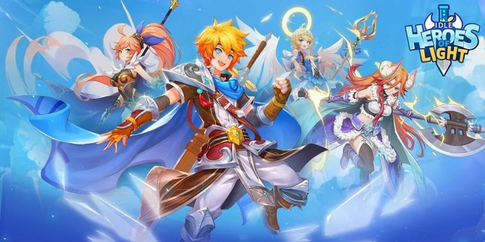 idle heroes of light cover asiafirstnews