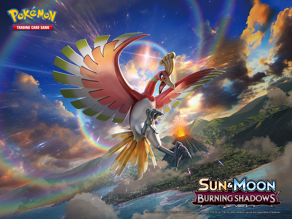 Sun Amp Moon Burning Shadows