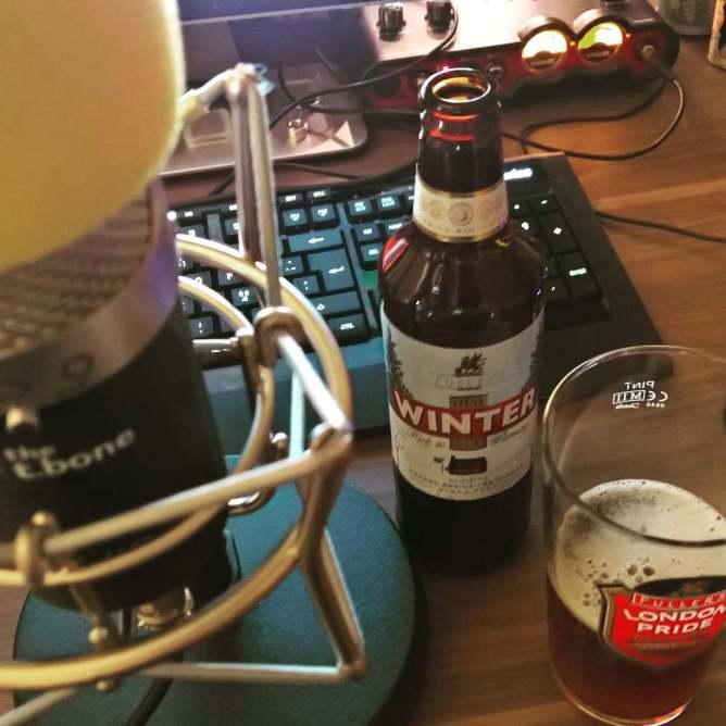 Spelar in nytt avsnitt av Podkast Friendly Unit Shifter med @rocknrolltobbe och @fincozmoz