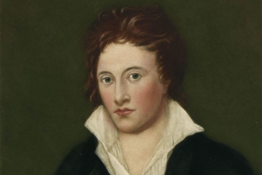 Percy Bysshe Shelley   Poetry Foundation