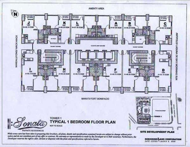 Sonata Private Residences - Ortigas<br /><br /><br />  Center Condo - Robinsons Land Corporation