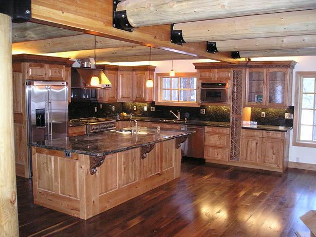 California Log Home Kits And Pre Built Log Homes, Custom