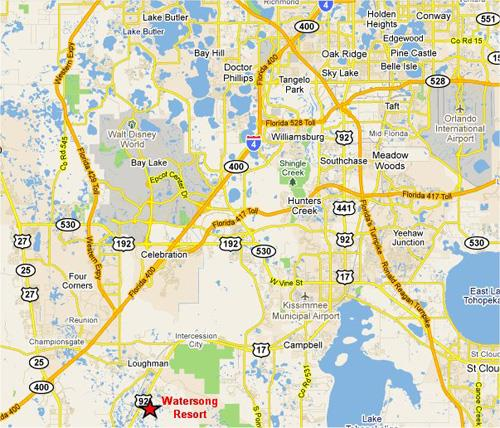 Luxury Vacation Homes Orlando Florida