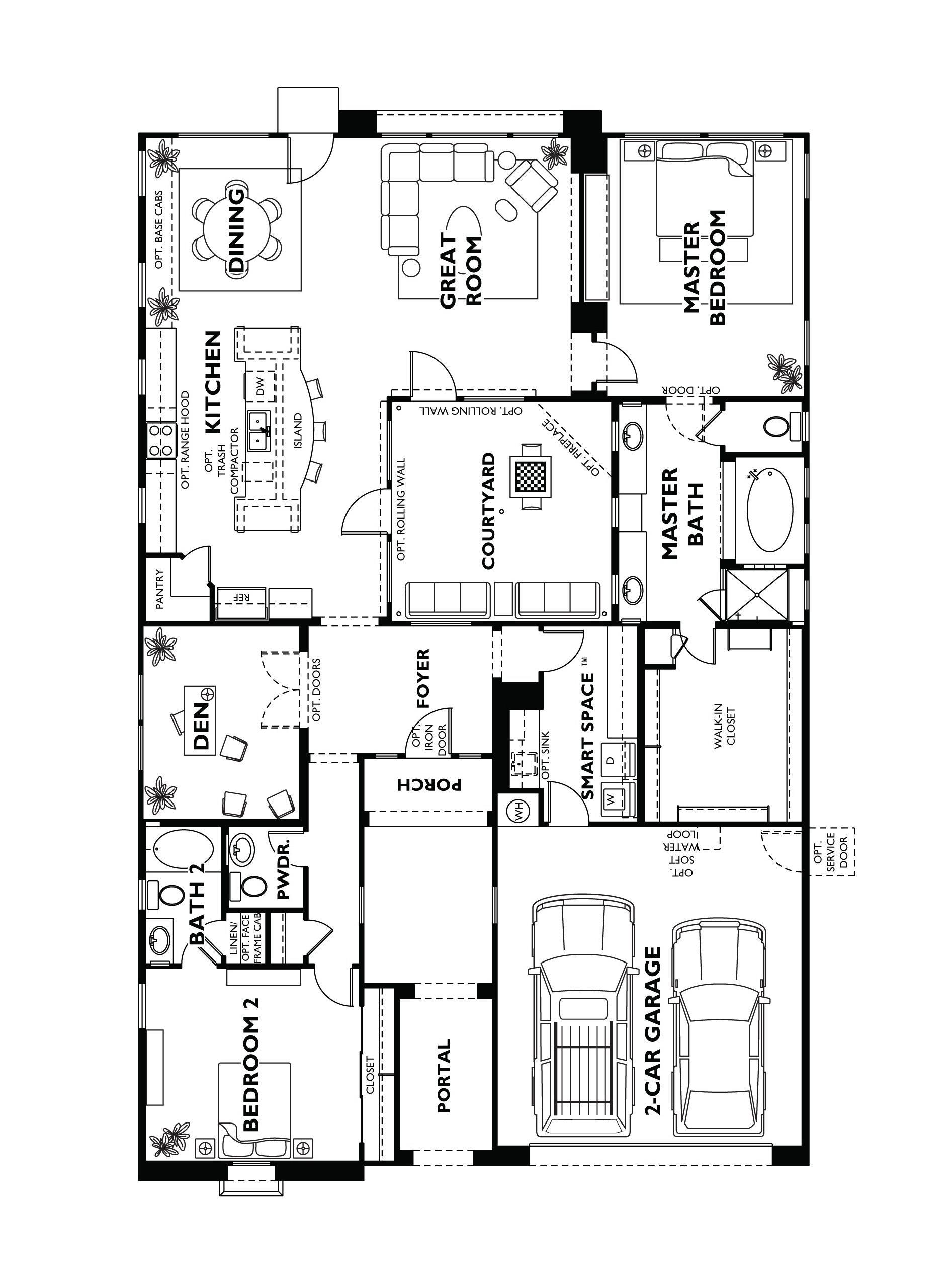 Unique custom home floor plans house floor ideas for Shea custom home plans