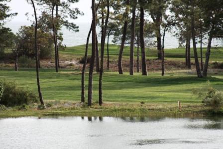 Troia Golf with Atlantic Ocean Views