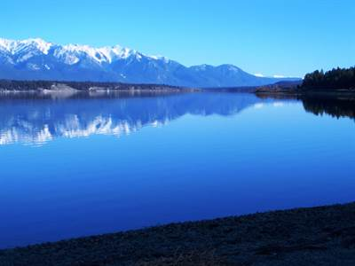 Invermere Lake view acreage