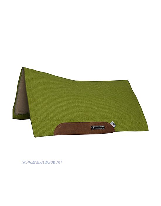 Solid color pad lime