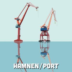 Hamnen / Port