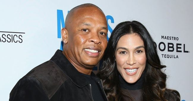 dr-dre-nicole-young-getty