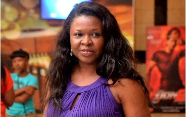 Chinwe Egwuago producer of Mr and Mrs