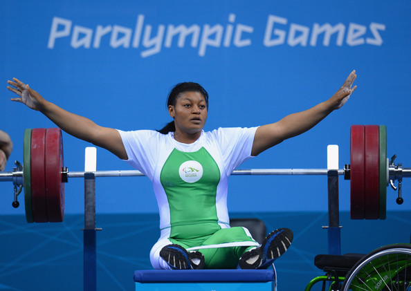 Folashade+Oluwafemiayo+2012+London+Paralympics