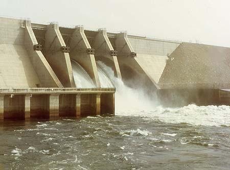 Kainji-Dam