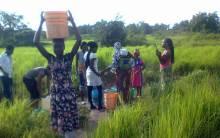 Keffi water scarcity