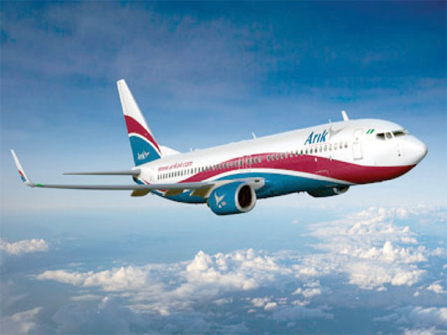 Arik fined N6 million for delaying passengers' baggage
