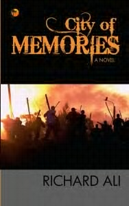 """Cover of the book """"City of memories"""""""