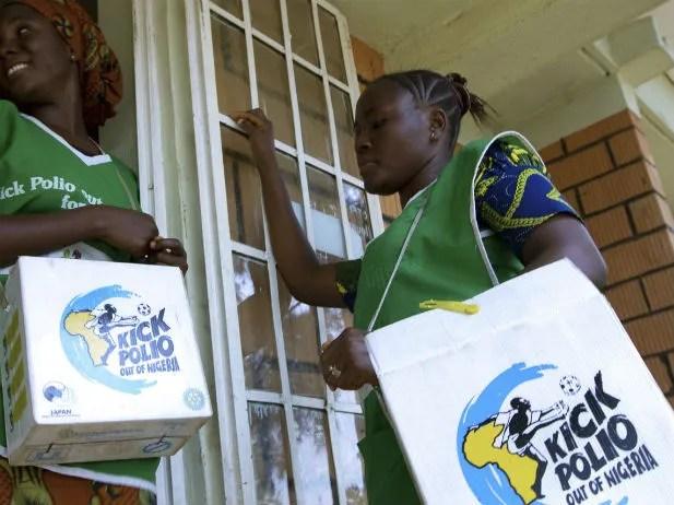 Burkina Faso resumes polio immunisation despite COVID-19