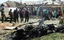 BOMB BLAST AT ST RITA'S CATHOLIC CHURCH KADUNA