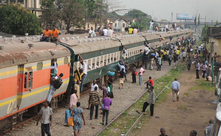 Three killed, many injured as train crushes commercial bus in Lagos