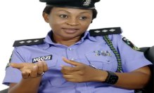 Ngozi Braide : Lagos State Police Public Relations Officer,
