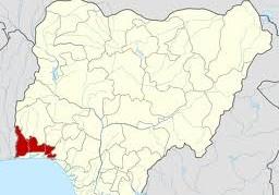 ogun state map