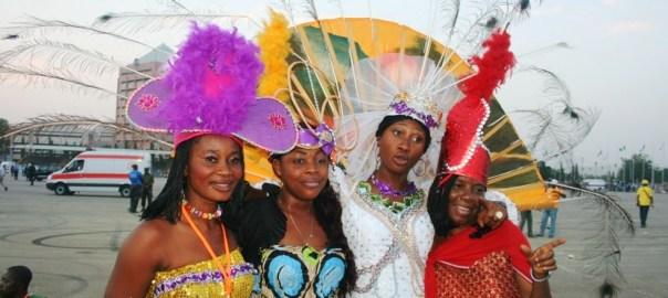 Abuja carnival e