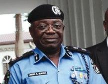 Umar Manko, Lagos Police Commissioner