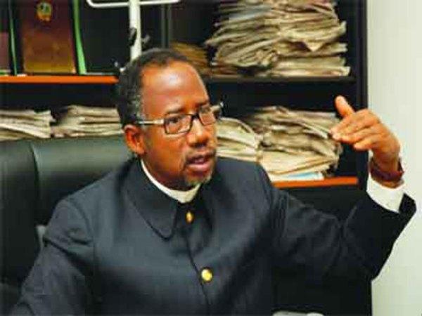 former FCT Minister, Bala Mohammed
