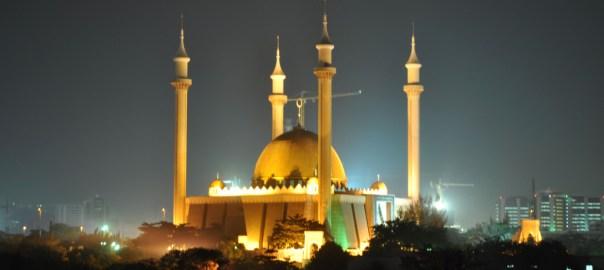 National Mosque Abuja.  [Photo: sultanheightsphotography.com]