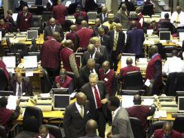 Nigerian Stock Exchange Trading floor [Photo: blogs.cfr.org]