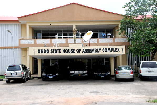 Ondo House of Assembly [Photo: ondostatemoi.gov.ng]