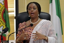 Diezani Allison-Madueke, Nigeria's Minister of Petroleum. [Photo: ynaija.com]