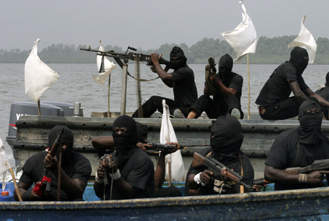 Supsected militants attack tugboat, leaving three dead