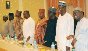 NORTHERN GOVERNORS IN ABUJA