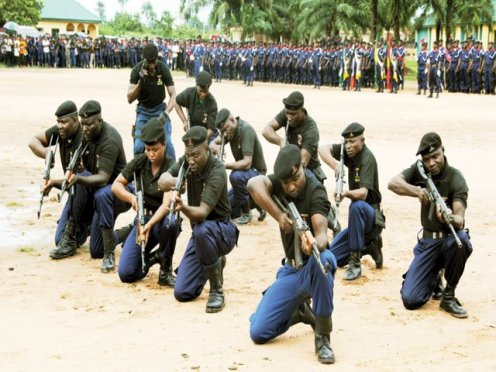 NSCDC personnel