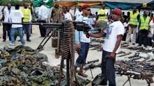 Amnesty arms Niger Delta