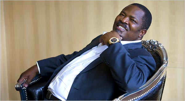 Nduka Obaigbena, Chairman of Leaders & Company Limited, which runs THISDAY Newspaper titles and Arise TV Network