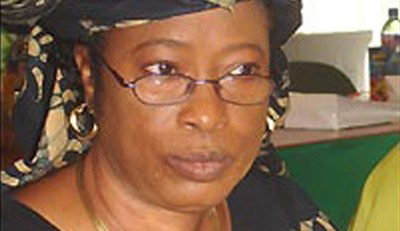 Former Speaker, Patricia Etteh
