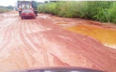 Image result for Nigeria's East-West road
