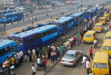 LAGBUS BRT Lagos
