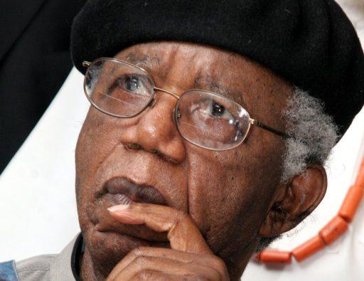 Chinua Achebe's last visit to Nigeria