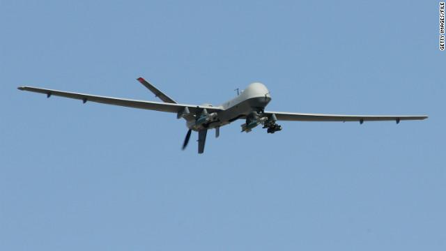 Flying drone [Photo: cnn.com]